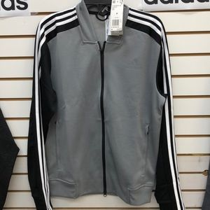 Authentic Adidas track bomber